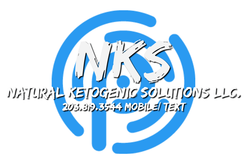 Natural Ketogenic Solutions or NKS Logo